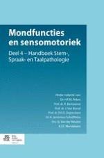 Mondfuncties en sensomotoriek: inleiding