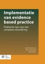 Implementeren van EBP, een complexe verandering