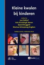 Kinderziekten met vlekjes