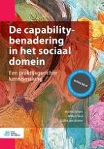 Situering: de capabilitybenadering als inspiratie en houvast voor het sociale domein
