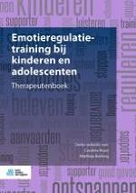 Emotieregulatie bij kinderen: ontwikkeling en definities