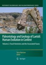 Introduction: The Laetoli Hominins and Associated Fauna