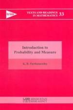 Probability on Boolean Algbras