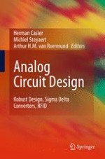 Modeling and Design for Reliability of Analog Integrated Circuits in Nanometer CMOS Technologies