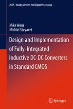 Inductive DC-DC Converter Topologies | springerprofessional de