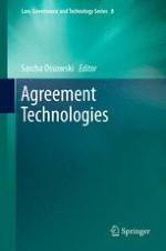 Agreement Technologies: A Computing Perspective
