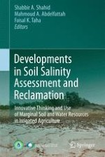 Developments in Soil Salinity Assessment, Modeling, Mapping, and Monitoring from Regional to Submicroscopic Scales