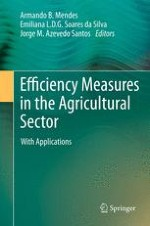 Efficiency Measures in the Agricultural Sector: The Beginning
