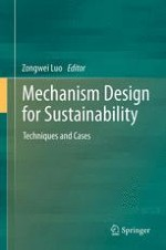 Introduction to Mechanism Design for Sustainability