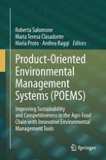 Innovative Environmental Management Tools for the Agri-Food Chain