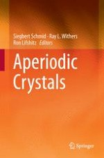 A Brief History of Aperiodic Crystals: 1962–2012