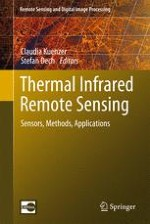 Theoretical Background of Thermal Infrared Remote Sensing