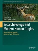 Introduction: Zooarchaeology and Modern Human Origins