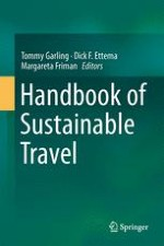 Overview of Handbook of Sustainable Travel