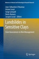 Landslides in Sensitive Clays – From Geosciences to Risk Management
