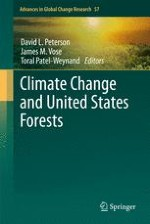 Recent Changes in Climate and Forest Ecosystems