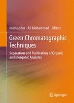 Saving Solvents in Chromatographic Purifications: The Counter-Current Chromatography Technique