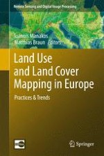 Remote Sensing in Support of the Geo-information in Europe