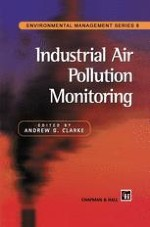 Legislation on emissions of air pollutants and their monitoring