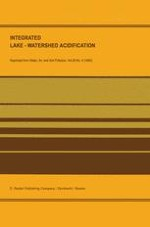 Integrated Lake-Watershed Acidification Study: Summary