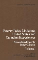 Energy Demand Modeling