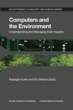 Computers and the Environment—An Introduction to Understanding and Managing their Impacts