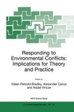 Theoretical Linkages and Policy Approaches to the Environment and Security Debate: Providing an Overview