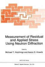 Neutron Diffraction Measurement of Residual Stress Fields: Overview and Points for Discussion