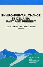 Environmental Change in Iceland: Past and Present. An introduction