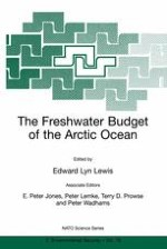Oceanic Freshwater Fluxes in the Climate System