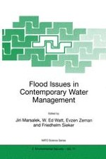 Overview of Flood Issues in Contemporary Water Management
