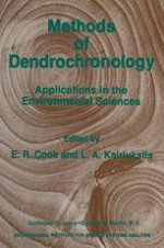 Some Historical Background on Dendrochronology