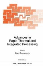 Introduction: History and Perspectives of Rapid Thermal Processing