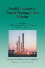 Introductory Chapter: Awareness of the Health Impacts of Waste Management