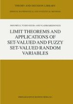 The Space of Set-Valued Random Variables