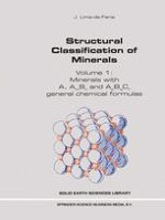 The structural classification of minerals