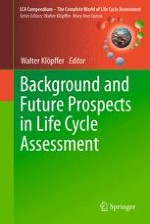 Introducing Life Cycle Assessment and its Presentation in 'LCA Compendium'