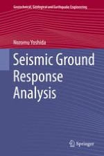 Propagation of Earthquake Waves in the Ground and Fundamentals of Earthquake Motion