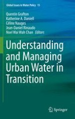 Understanding and Managing Urban Water in Transition