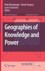 Power, Knowledge, and Space: A Geographical Introduction