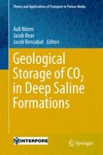 CO2 Storage in Deep Geological Formations: The Concept