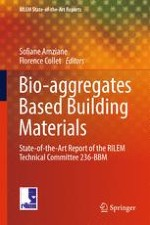 Chemical Composition of Bio-aggregates and Their Interactions with Mineral Binders