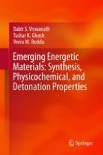 Properties of Insensitive Energetic Materials and Their Measurement