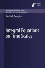 Elements of the Time Scale Calculus