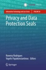 Introduction: Privacy and Data Protection Seals