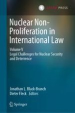 Legal Challenges for Nuclear Security and Deterrence