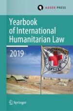 Evolution of the International Humanitarian Law Provisions on Sieges