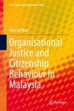 Introduction to Organisational Justice and Organisational Citizenship Behaviour