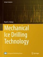 Introduction to Ice Drilling Technology