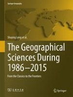 General Trends in the Geographical Sciences